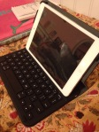 ipad mini with keyboard